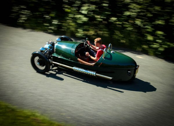 Morgan 3 Wheeler 2013 12
