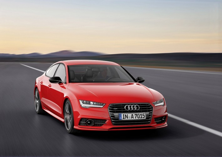 Audi A7 Competition 1
