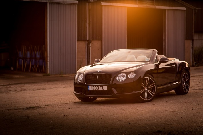 Bentley Continental GTC V8 RM 107