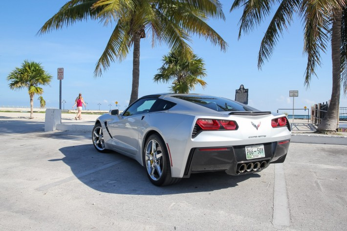 Chevrolet Corvette Stingray 116