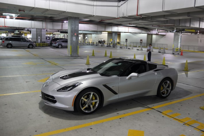 Chevrolet Corvette Stingray 261