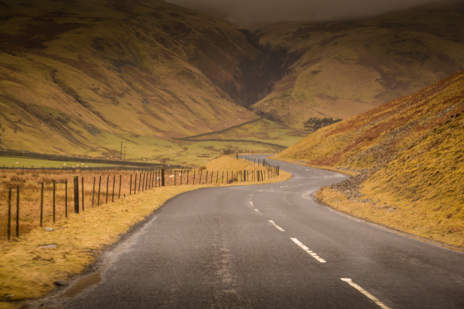 The Best Driving Road In The Uk A708 Selkirk To Moffat