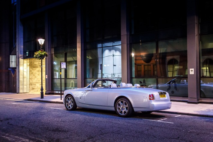 Rolls Royce Drophead Coupe Before 4