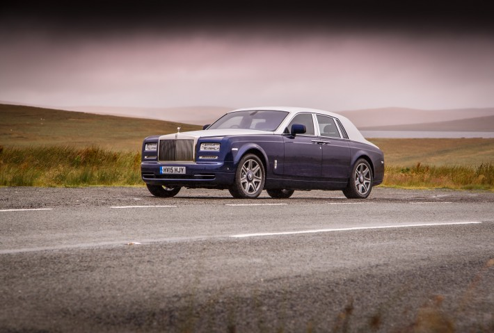 Rolls Royce Phantom 2015 5