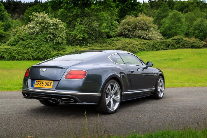 2016 Bentley Continental GT Speed Coupe 14