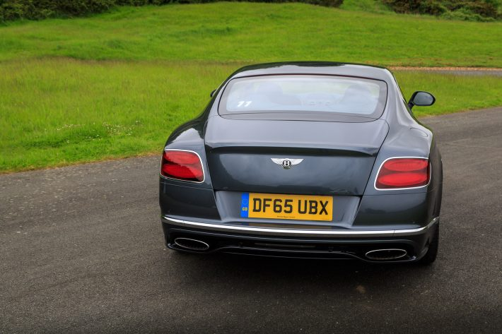 2016 Bentley Continental GT Speed Coupe 16