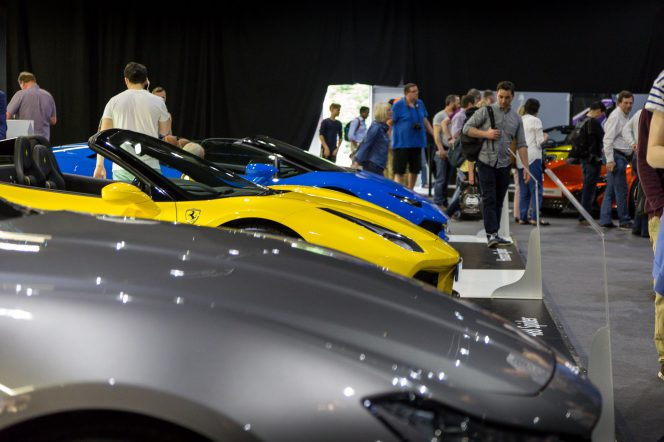 The London Motor Show 2016 127