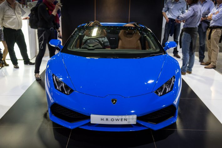 The London Motor Show 2016 44 Huracan