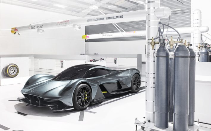 Aston Martin AM RB 001 1