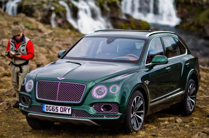 bentley bentayga fly fishing by mulliner5