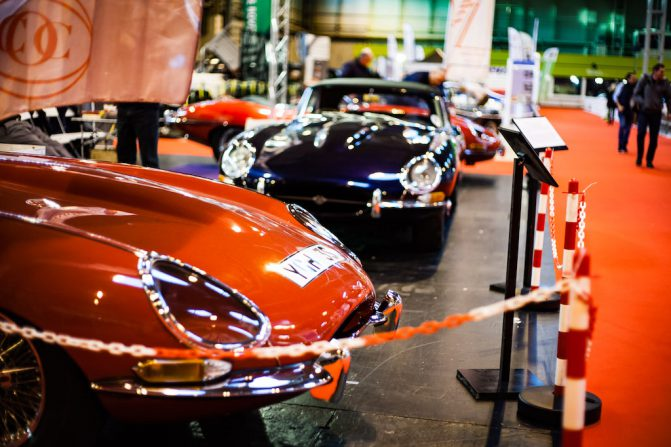 The Lancaster Insurance Classic Motor Show 2016 HR 18