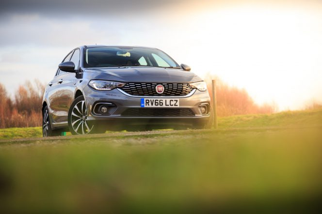 2016 FIAT Tipo Lounge 1.6 MultiJet PH 7