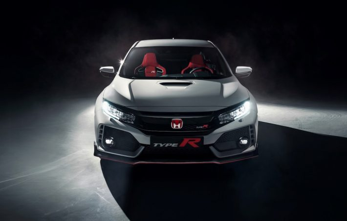 104497 All new Honda Civic Type R races into view at Geneva
