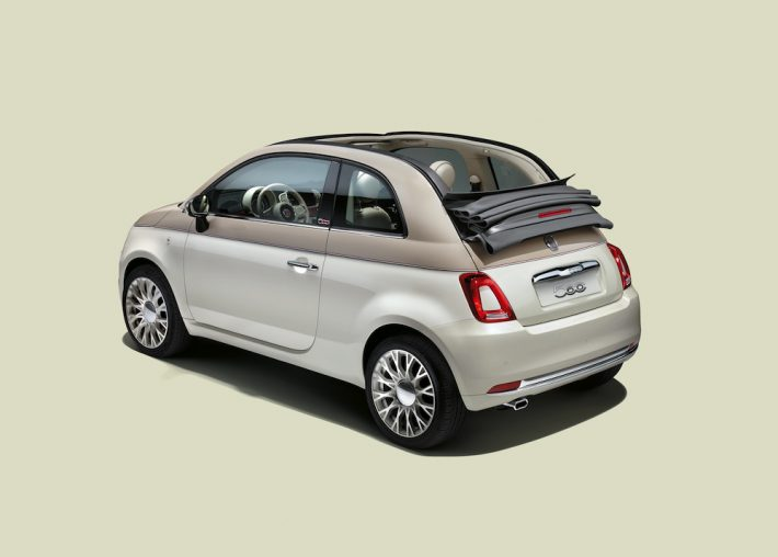 Fiat Limited Edition 500 60Th 2