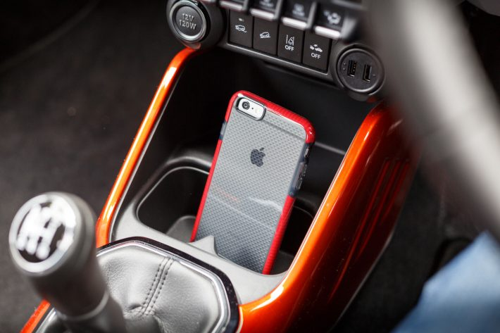 Tech21 Evo Mesh iPhone Case 1
