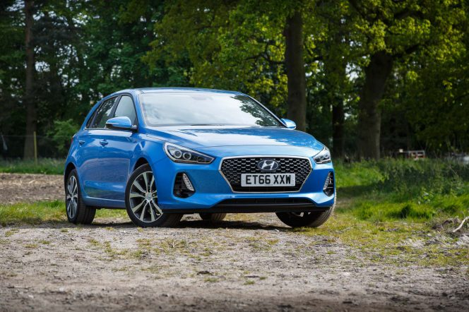 2017 Hyundai i30 Blue PH 7