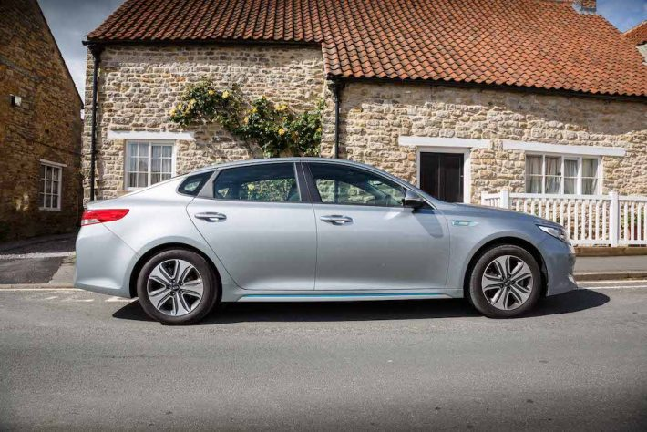 2017 Kia Optima PHEV York Trip 16