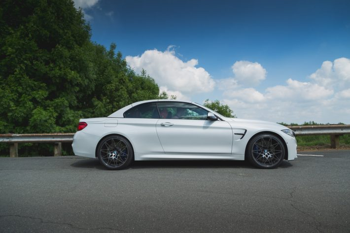 BMW M4 Competition Pack Convertible 12
