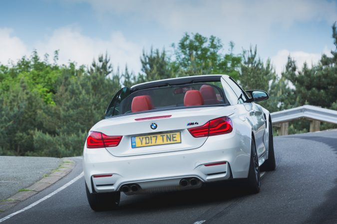 BMW M4 Competition Pack Convertible 21