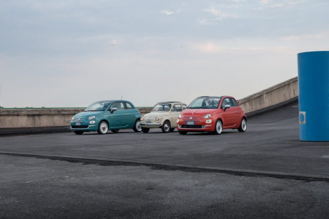 FIAT 500 60th Event Turin 12