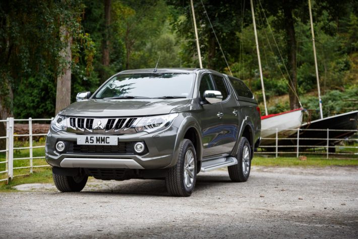 Mitsubishi L200 Warrior PH 00002
