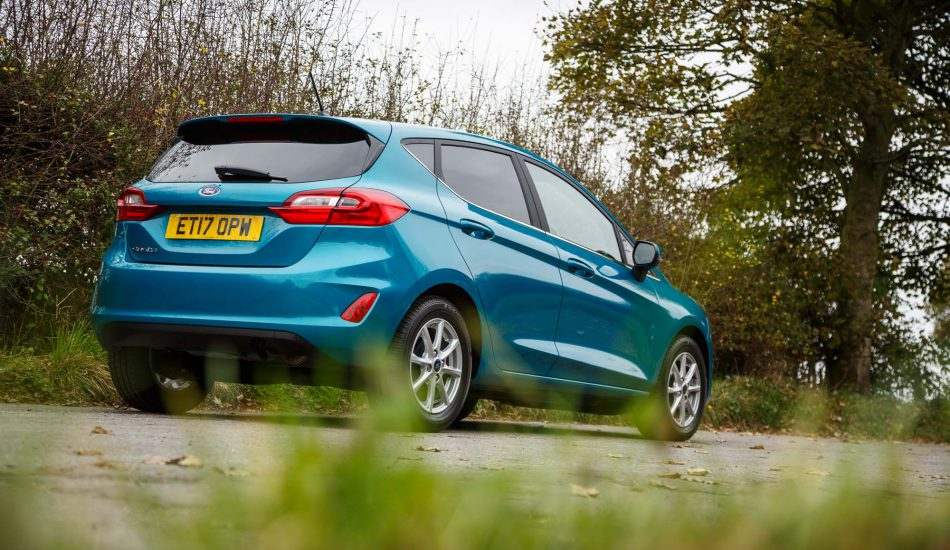 2017 Ford Fiesta Zetec All New 14
