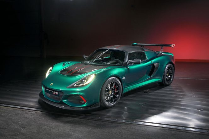 Lotus Exige Cup 430 Unlimited Edition 2