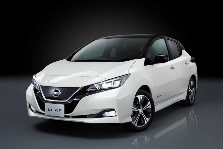 426201837 Nissan fuses pioneering electric innovation and ProPILOT technology to