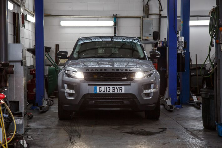 JMB Land Rovers Services 2
