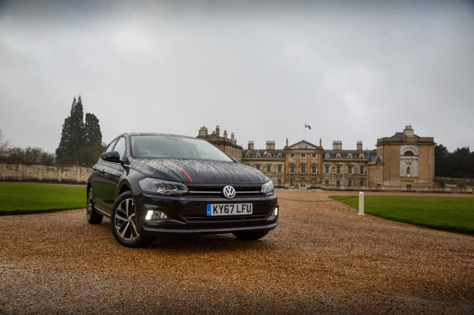 Volkswagen New Polo Beats 2018 1