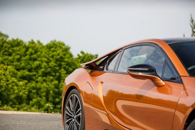 BMW i8 E Copper 20