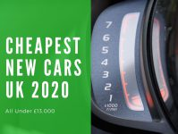 Cheapest New Car UK