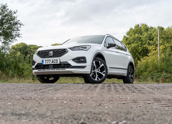 SEAT Tarraco FR 1.5 TSI EVO 150PS DSG 54