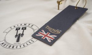 Triumph Motorcycles Lifestyle'sNew Collection