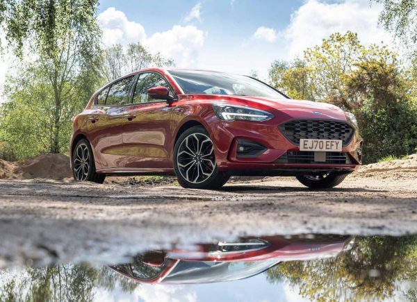 Ford Focus ST-Line X Edition MHEV