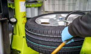 cost to mount and balance tires