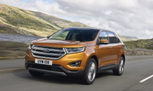 2015 Ford Edge problems