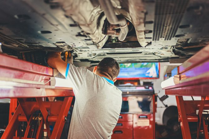 Differential Fluid Change Cost
