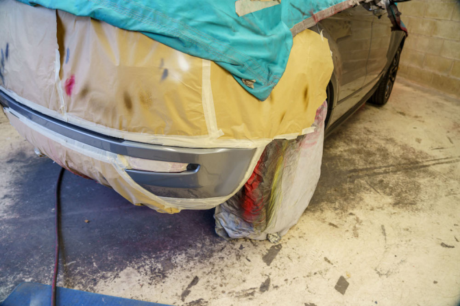 How Much Paint To Paint A Car