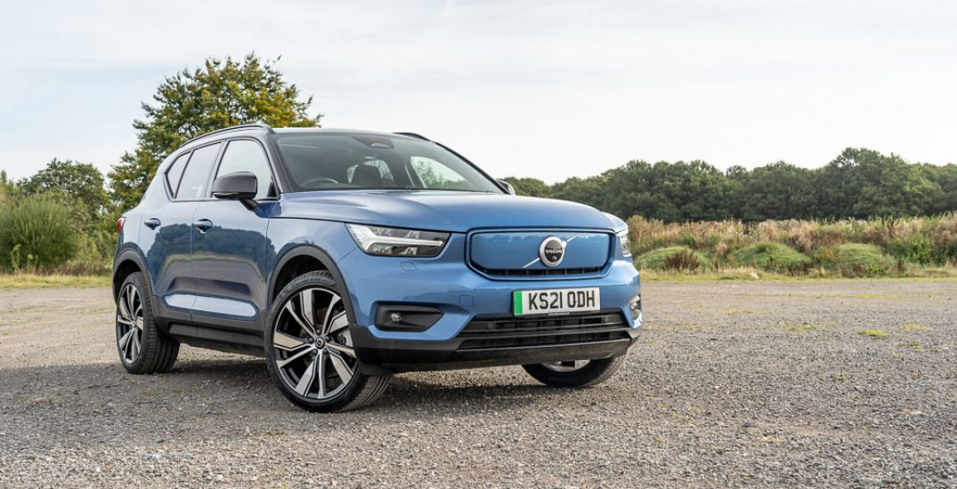 Volvo XC40 Recharge Twin Pro Review