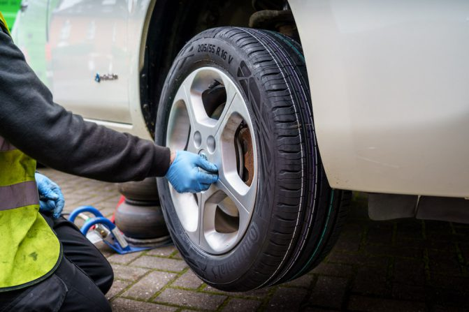 What Does Low Tire Pressure Mean