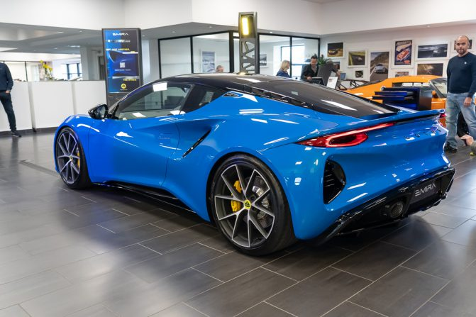 A First Look At The Lotus Emira And Insights in Lotus' Future